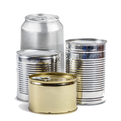 lining of aluminum cans